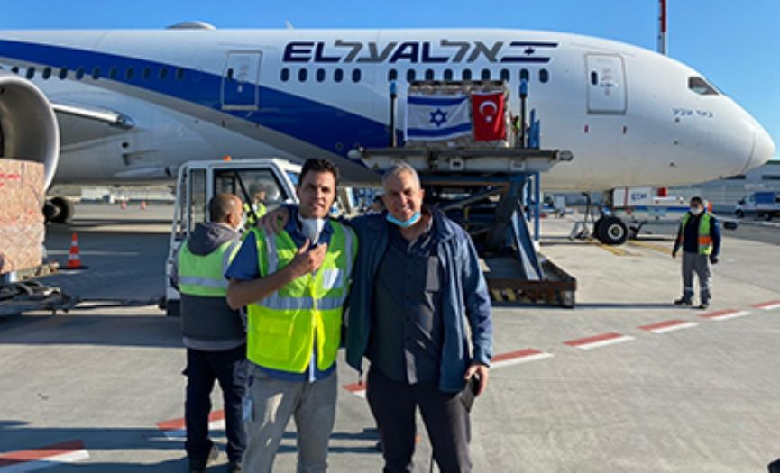 Israel Airline El Al in Istanbul After 13 Years