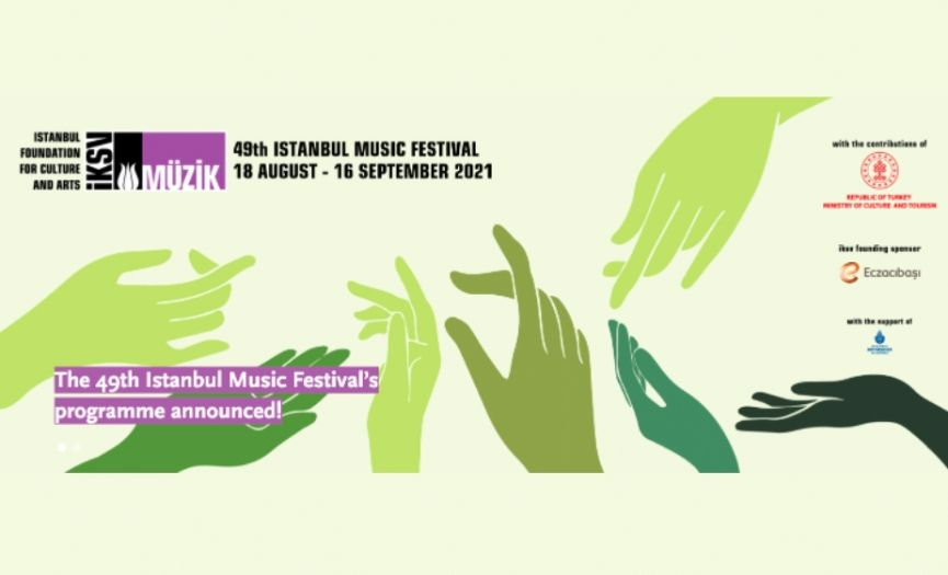 The 49th International Istanbul Music Festival´s Concerts Announced