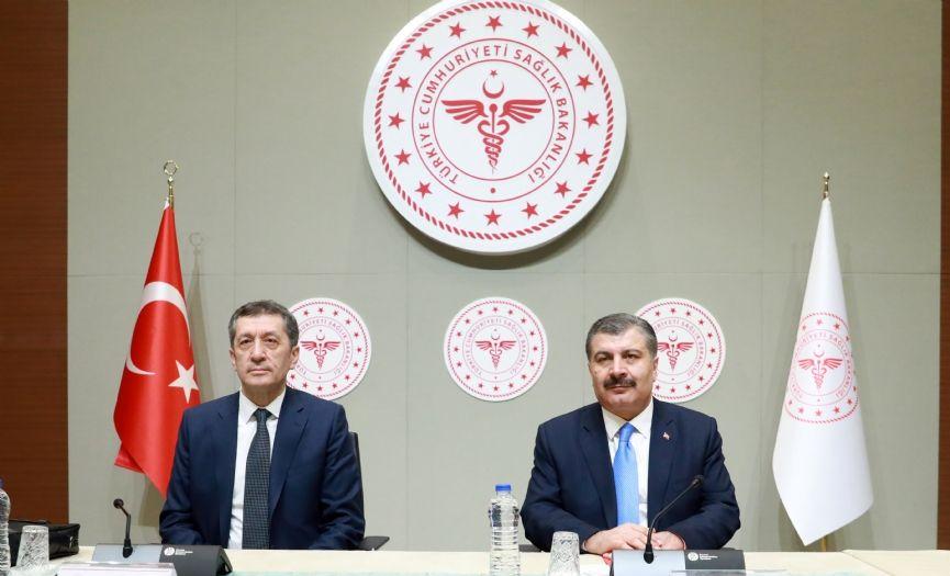 "Minister Koca: ""Continue Taking Precautions"""
