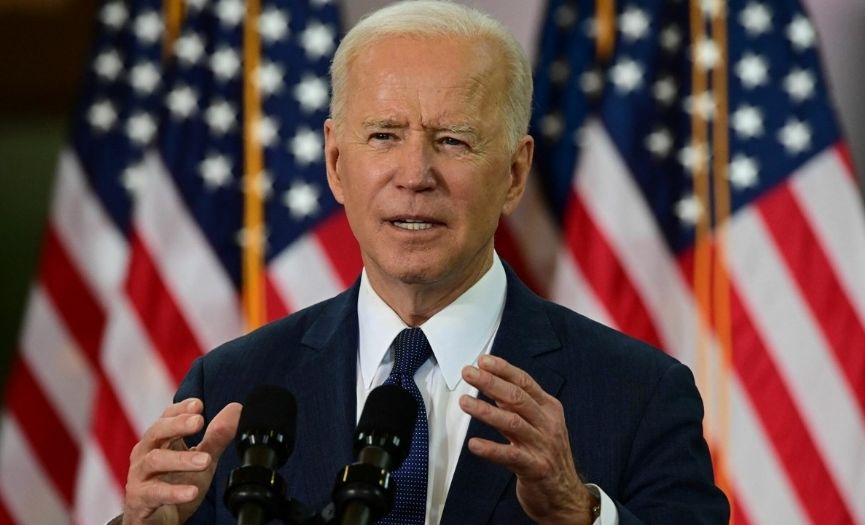 "Biden Said ""Genocide"""