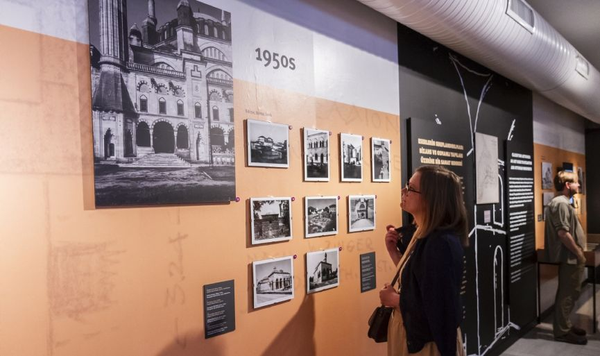 """Archival Memories: Marcell Restle's Research in Anatolia and Beyond"" Exhibition"