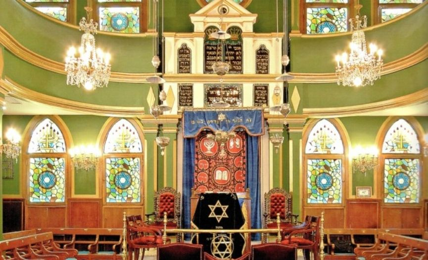 Historical Italian Synagogue Reopening for Worship