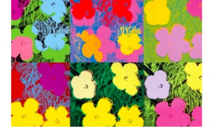 Pop Art Genius Andy Warhol Exhibition in Istanbul