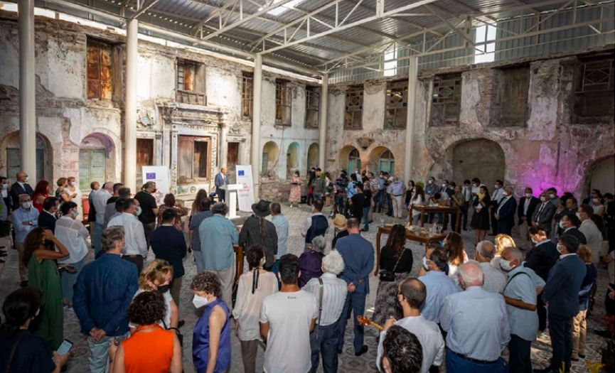 Great Enthusiasm for the ´Izmir Jewish Heritage´ Project´s Opening Ceremony