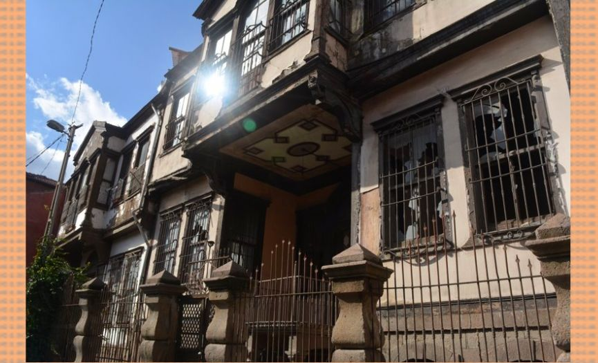 A Cultural Heritage in Ankara: The Jewish Neighborhood
