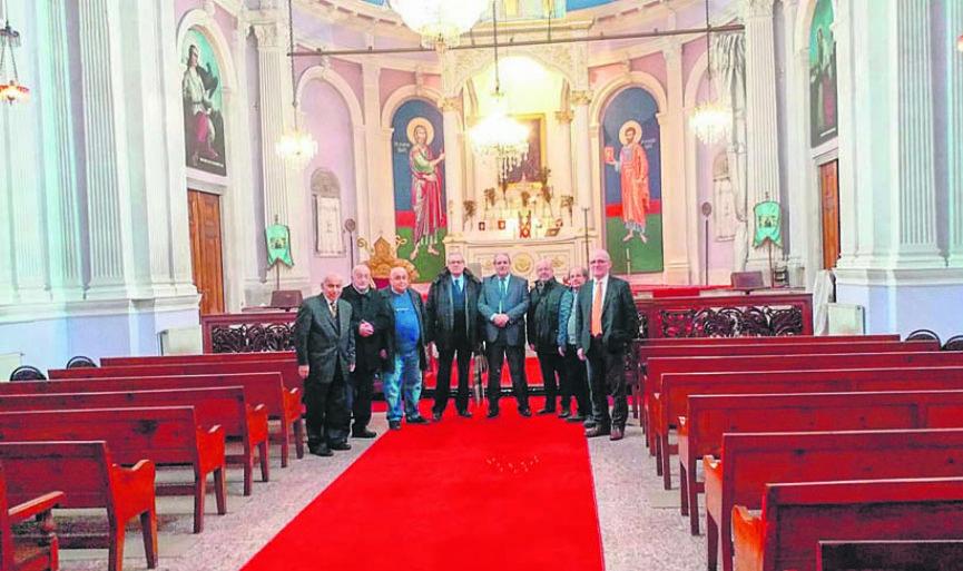 The Meaningful Meeting of the Kuzguncuk Communities