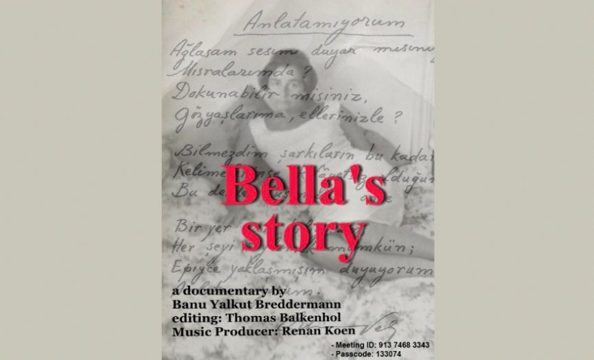 Remarkable Premiere of ´Bella´s Story´ @ Museum of Turkish Jews