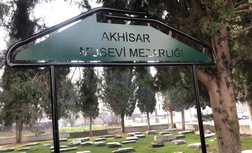 Akhisar Jewish Cemetery´s Nameplate Renewed Again