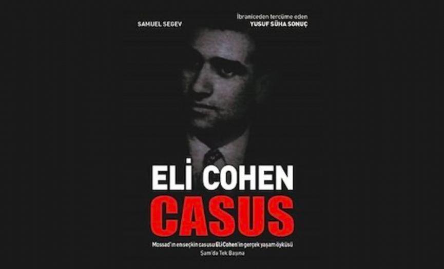 Award for ´Eli Cohen: Spy´ Novel