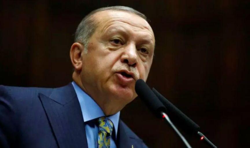 ERDOGAN SAYS TURKEY WILL TURN ELSEWHERE IF U.S. WILL NOT SELL F-35S