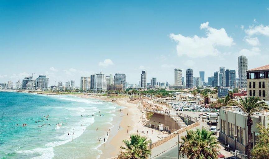 The City That Never Sleeps, Tel Aviv