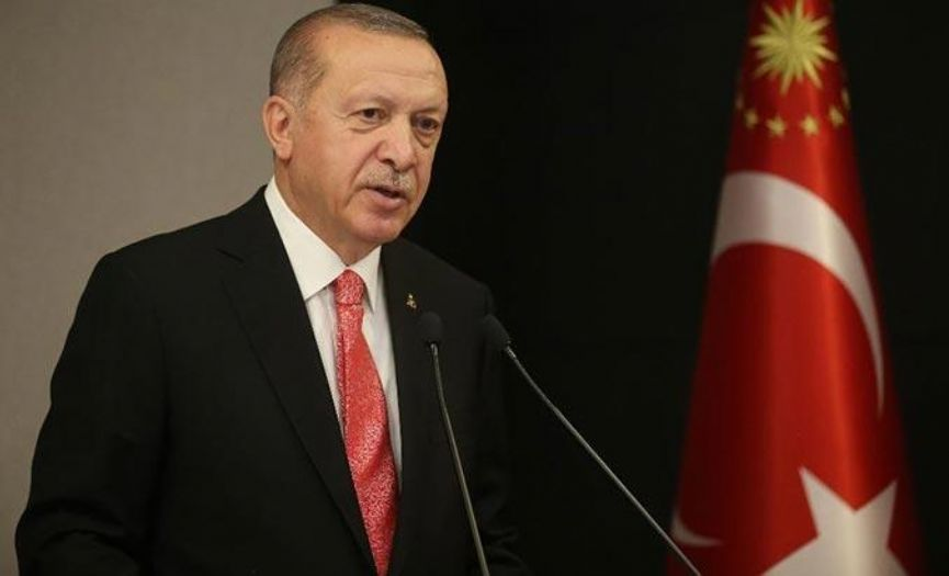 President Erdoğan Wished a Happy Passover