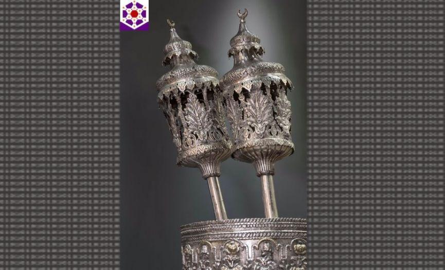 From the Museum of Turkish Jews: ´Rimonim´