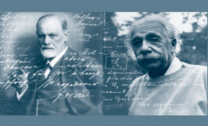 The Question Einstein and Freud Searched the Answer for Through Letters: WHY WAR?