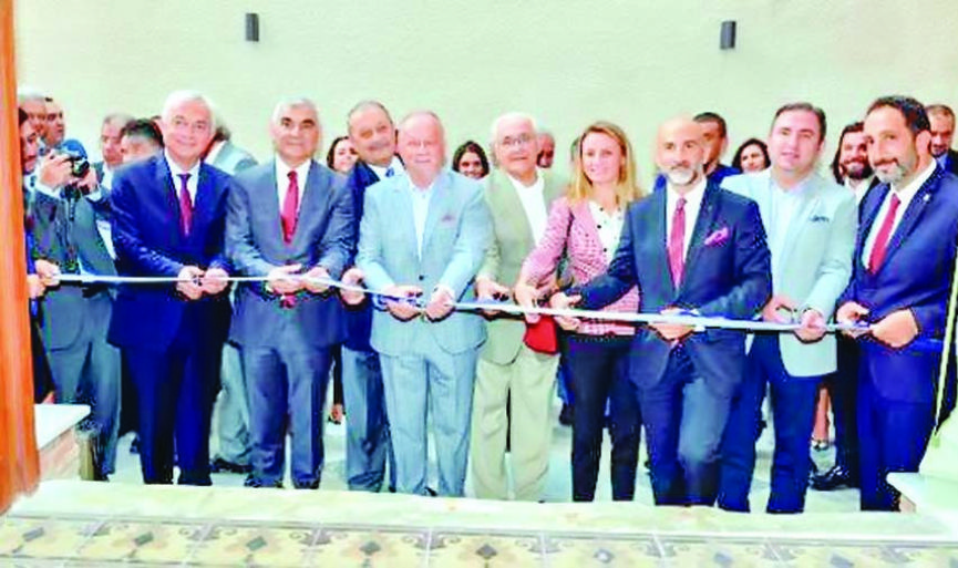 Renovated Portuguese Synagogue in Izmir reopens its doors as a social and cultural activities center