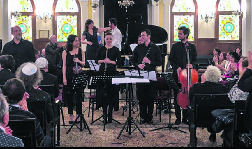 Spring concerts in the Historical Italian Synagogue