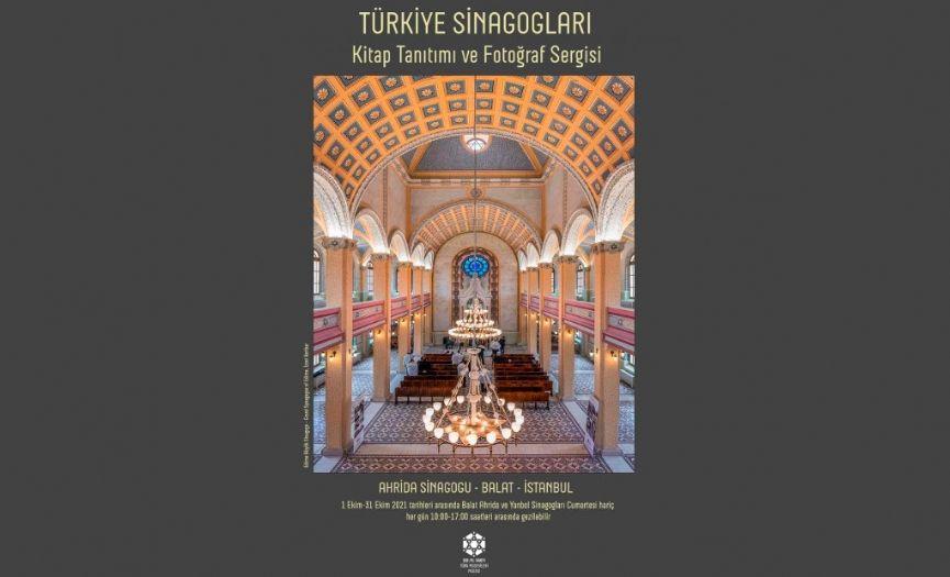 ´Synagogues of Turkey´ Exhibition at Balat Ahrida Synagogue