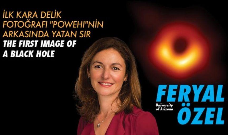 Turkish Scientist Prof. Feryal Özel will Give her Lecture in Boğaziçi University