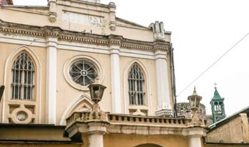 Italian Synagogue- Kal de Los Francos