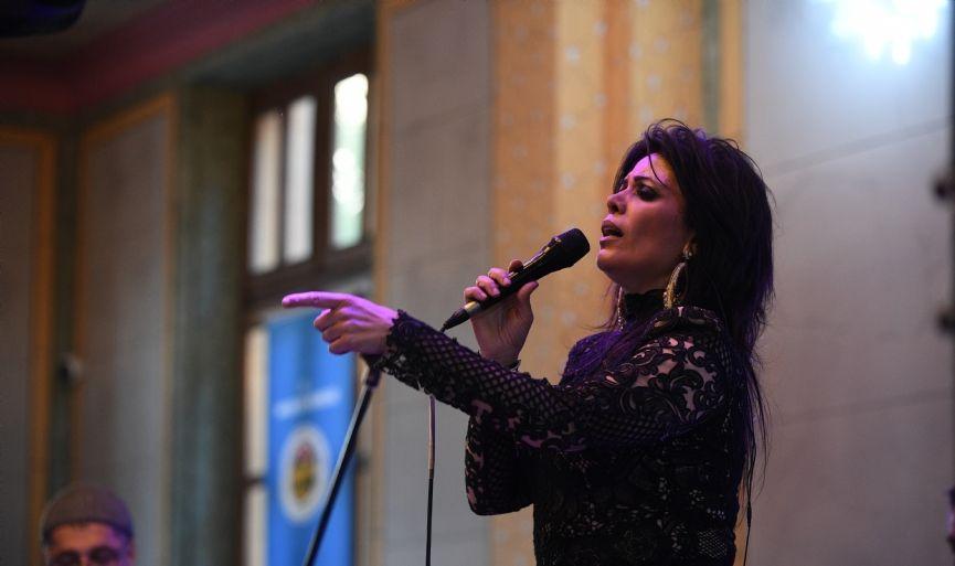 Amazing Yasmin Levy Concert in Edirne