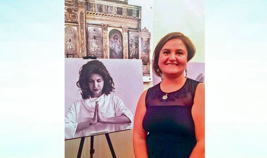 Aymy Emel Benbasat´s First Private Exhibition