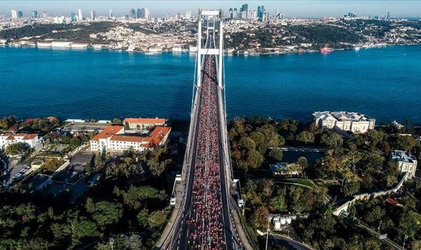 """41st Istanbul Marathon: """"Istanbul is Yours, Don´t Stop, Run!"""""""