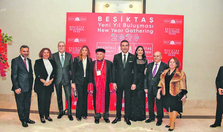 ´New Year Gathering´ in Beşiktaş
