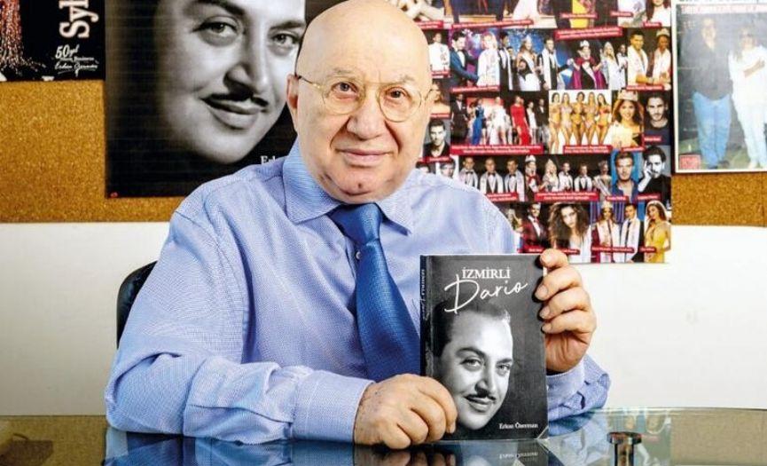 ´Izmirli Dario (Dario from Izmir)´: The Book on World-Famous Artist Released