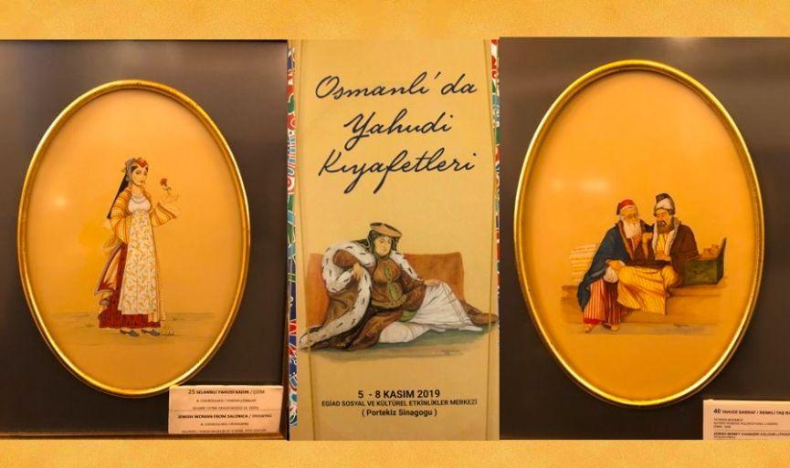 'Jewish Clothes in the Ottoman Empire' Exhibition