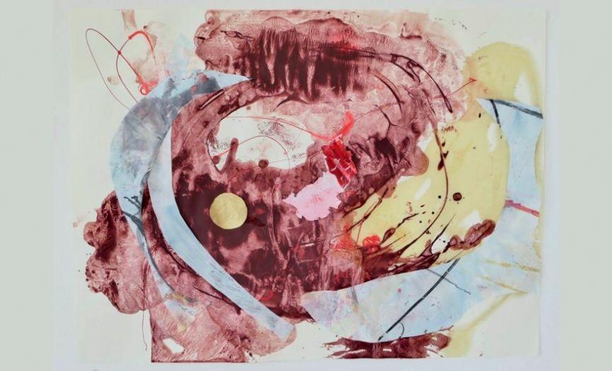 Nazlı Gürlek Hodder´s ´In The Body´ Exhibition