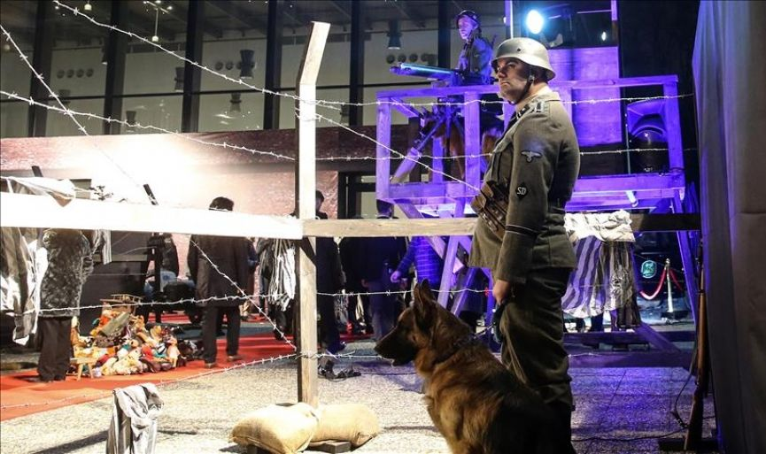 Istanbul´s ´Fake Auschwitz´: What Happened When a Turkish Movie Gala Recreated a Nazi Death Camp on the Red Carpet