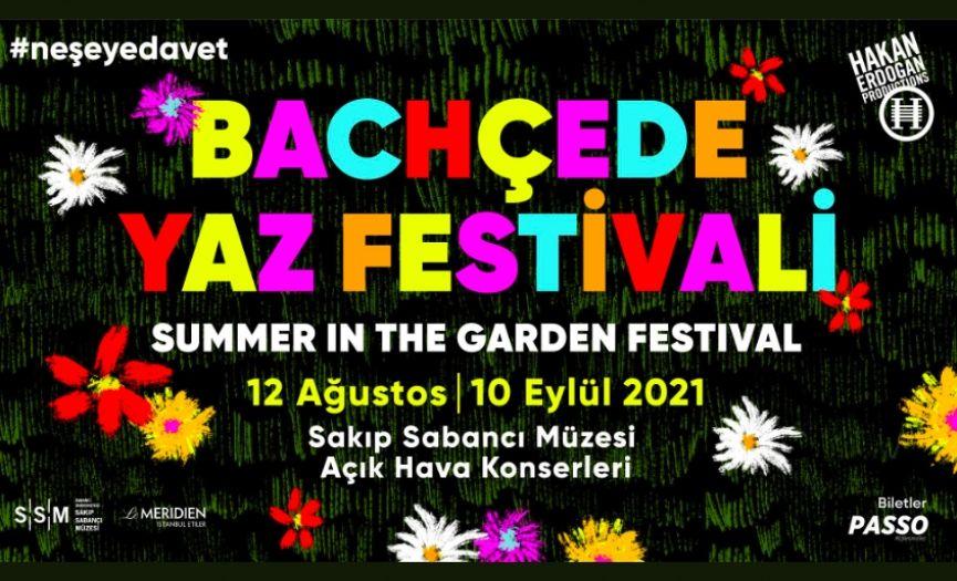 Summer in the Garden Festival