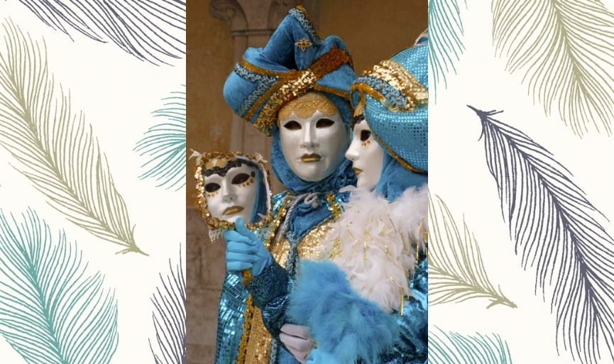 'Carnival of Venice' at the Museum of Turkish Jews