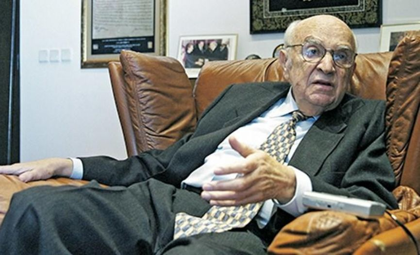 Jak Kamhi, One of the Leaders of Turkish Business Life, has Passed Away