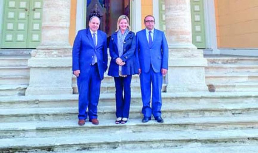 U.S. Consul General visited Edirne Synagogue