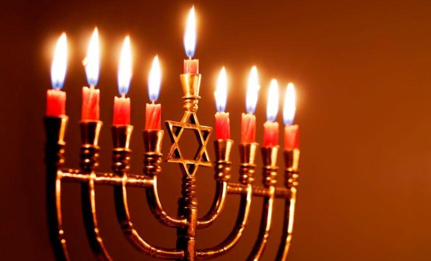 """""""A Menorah for Each Home, 44 Candles for Each Menorah"""""""