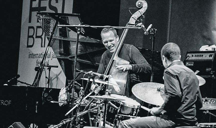 Avishai Cohen Trio in CRR with 50:50:50