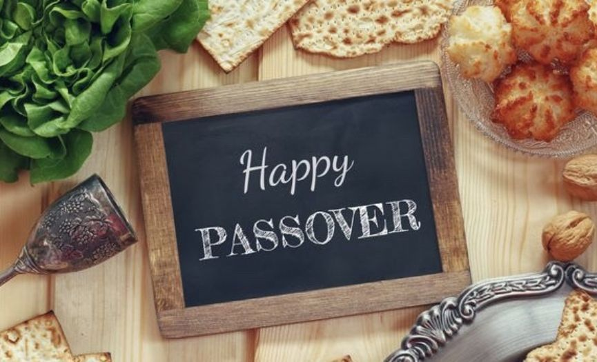 Passover Greetings from the State Officials