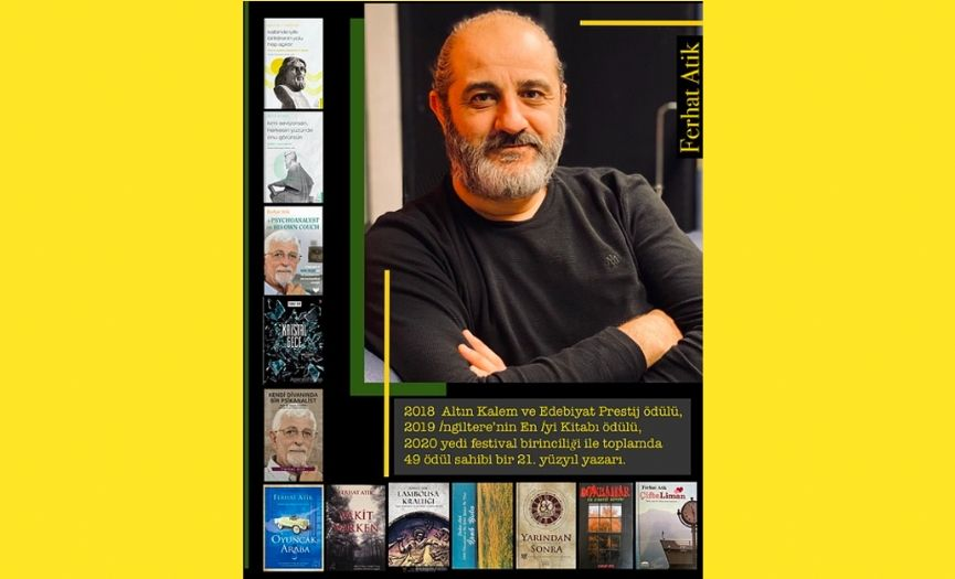 Ferhat Atik´s Book Became the Subject of an International Article