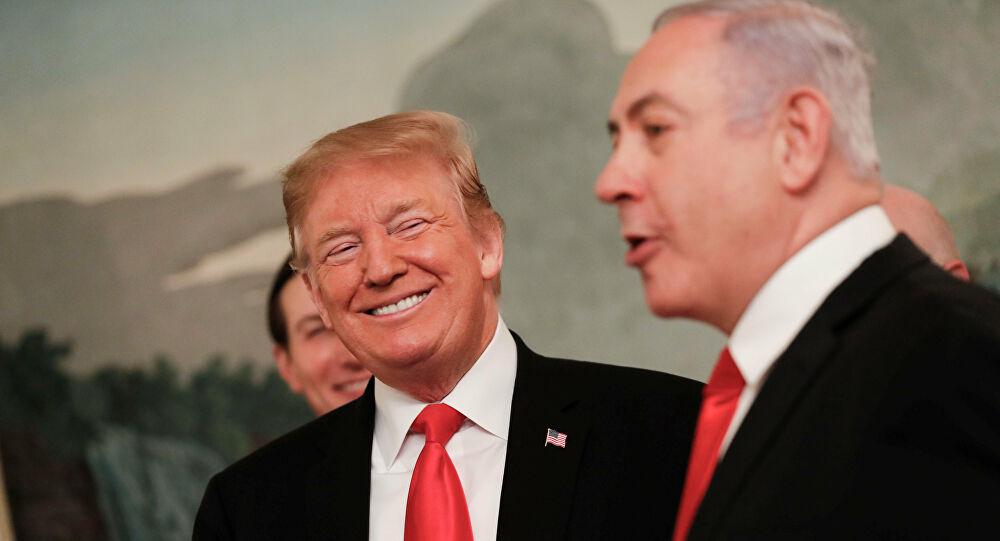 Netanyahu, Twitter hesabından Trump´ın fotoğrafını kaldırdı