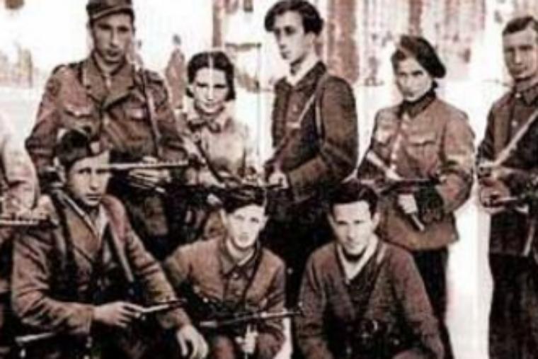 19 Nisan: Varşova Gettosu İsyanı
