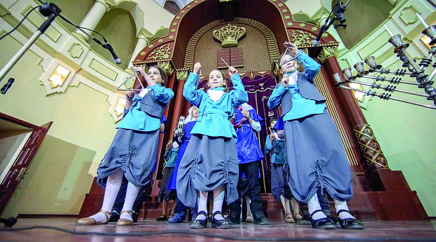 Kimdir bu Ukrayna Yahudileri?